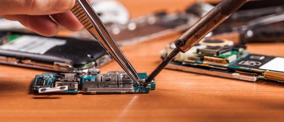 Réparer iPhone