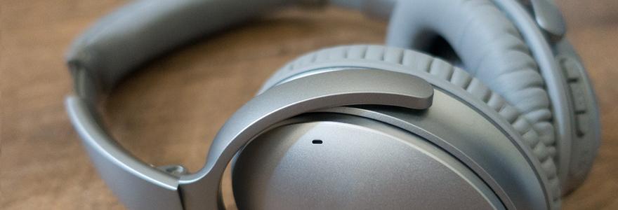 ecouteurs a reduction de bruit