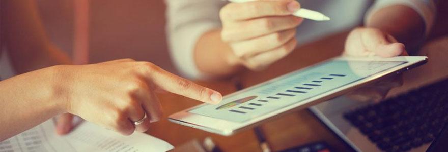 Logiciels de paie et de gestion de boutiques sur ipad