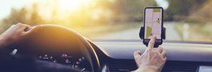 Support téléphone pour voiture