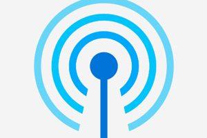 Logo du sigle réseau célullaire