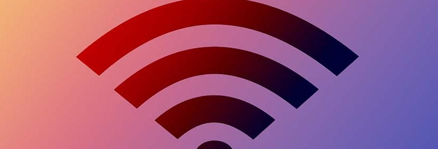 Logo du sigle Wifi